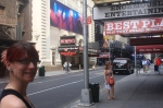 Me on Broadway